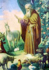 Sv. Linhart jako patron zvířat