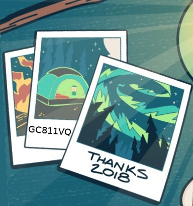 GC811VQ - Thanks 2018 - in Brem