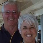 Liz and Bruce