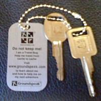 '72 Caddy keys