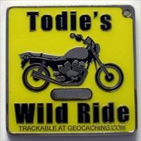 Todie's Wild Ride Side #1