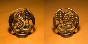 Mystic Naga Geocoin