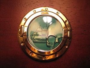 Davy Jones Geocoin (front)