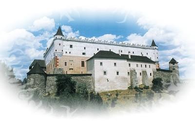 Zvolen hrad
