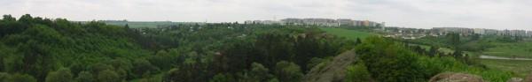 Hemr Rocks panorama