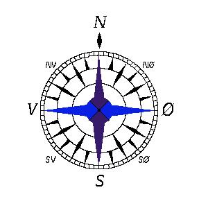 GC4D3X0 MM(R)T #6: Nord (og syd) og øst (og vest ...