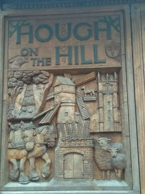Hough-on-the-Hill