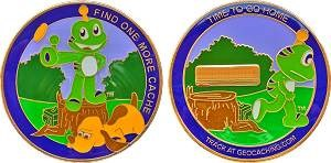 Heads and Tails Geocoin