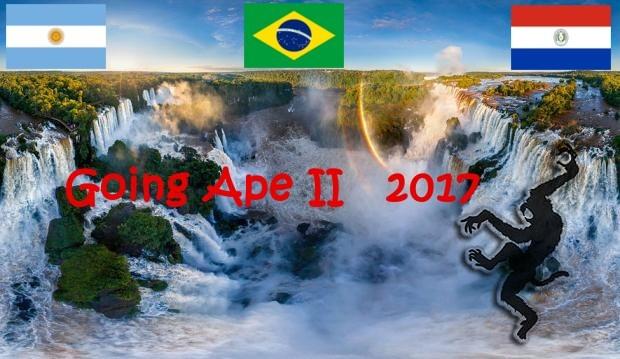 Going A.P.E. II 2017