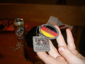 Deutschland Texas A&M Aggies