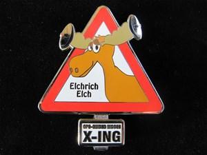 Elch X-ing