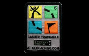 Cacher @ Work Geocoin