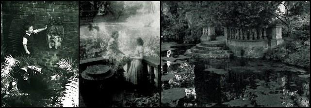 Historicke fotografie Luftovy zahrady