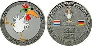 The Psychochicken Coin
