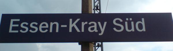 Kray Süd Bahnhof
