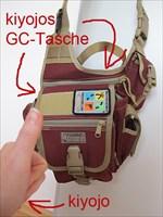 Kiyojos GC-Tasche