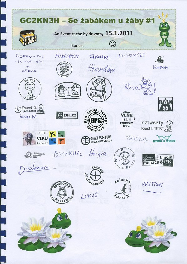 logbook 3