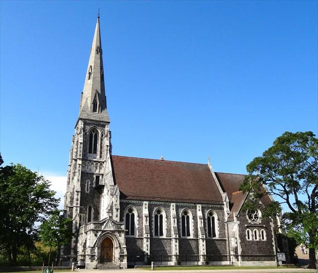 Sankt Alban´s Kirke