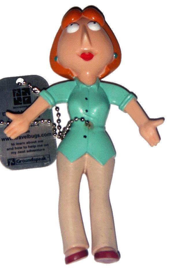 Lois Griffin No Top Go Us Key