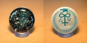 Alchemist's  Glass Geocoin