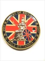 Britannia rule the world