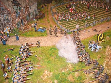 Battle Of Long Island Revolutionary War Location