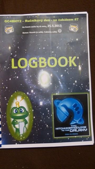 Logbook 2013/1
