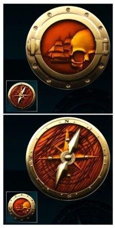 VF_C_#008 Davy Jones Locker [Golden Dawn]