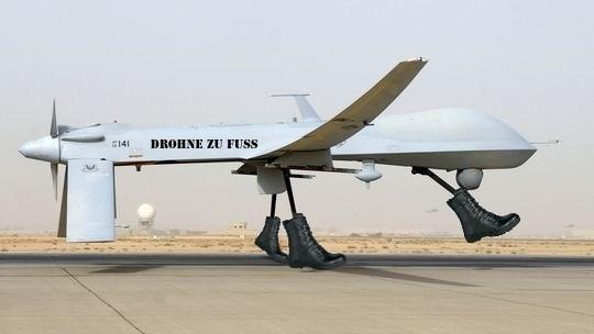 avatar de Drohne zu Fuss