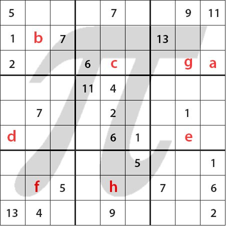 sudoku regel