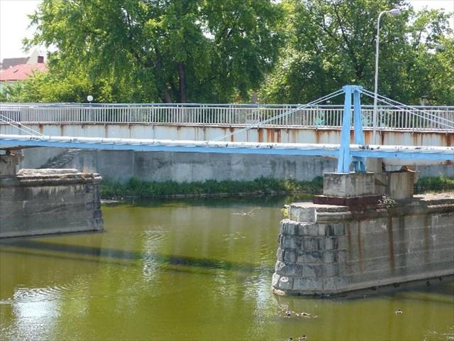 Most před rekonstrukcí