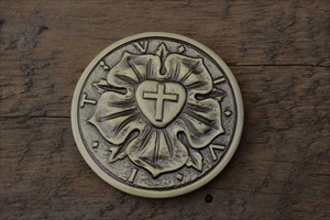 Luther Geocoin
