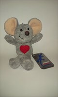 The little mouse with big heart