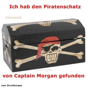 Der Piratenschatz am 11.03.2017