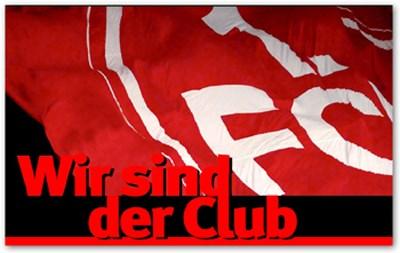 wir sind der Club