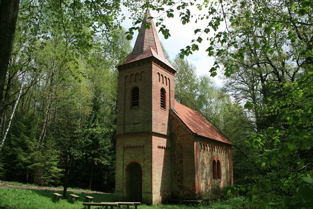 Kaple na Svákově