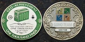 Guho Team 1000 Finds