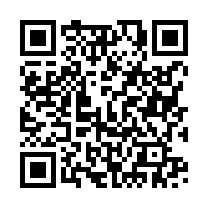 QR code containing a link to Historisches Langenlebarn