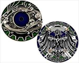 Eagle eyed cachers