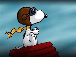 swama Snoopy Pilot