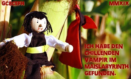 GC8CEFH - Vampire im Labyrinth - MMXIX
