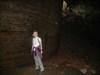 In der Wolfsschlucht-Höhle