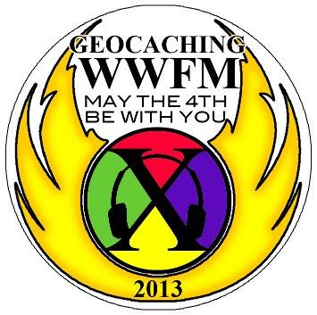 WWFM X Logo
