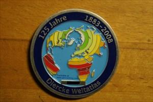 125 Jahre Diercke Weltatlas