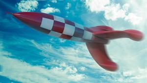 XFLR6 test rocket