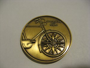 Dutch Geocoin 2006