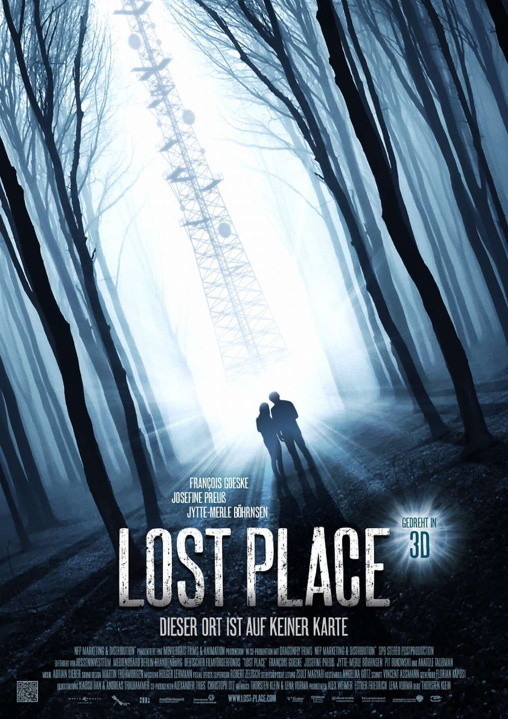 Lost Place, Filmplakat