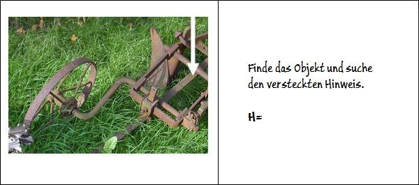 Aufgabe H - Das Bild wird benötigt