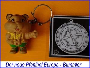 Der neue LASSE  Europa - Bummler - Anhänger