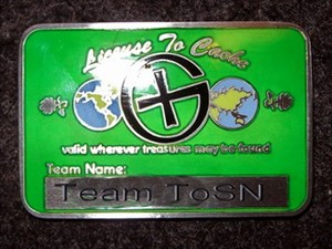 Team ToSN Caching License